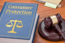 CFPB Law book with a gavel - Consumer Protection