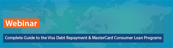 Complete Guide to the Visa Debt Repayment & MasterCard Consumer Loan Programs feature