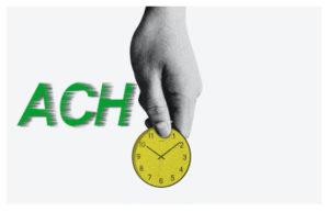 understanding ach processing times