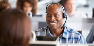 call center processing