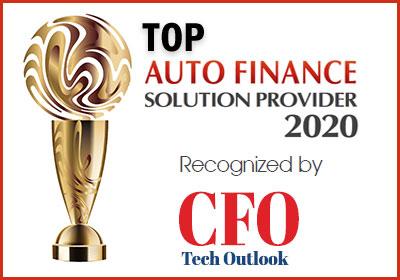 auto finance solution award